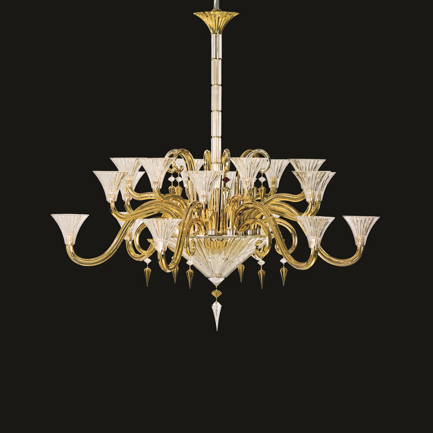 Mille Nuits Chandelier 6 To 24 Lights