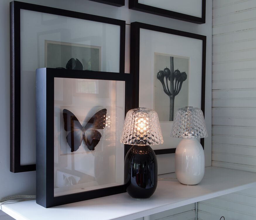 CANDY LIGHT LAMP, Black