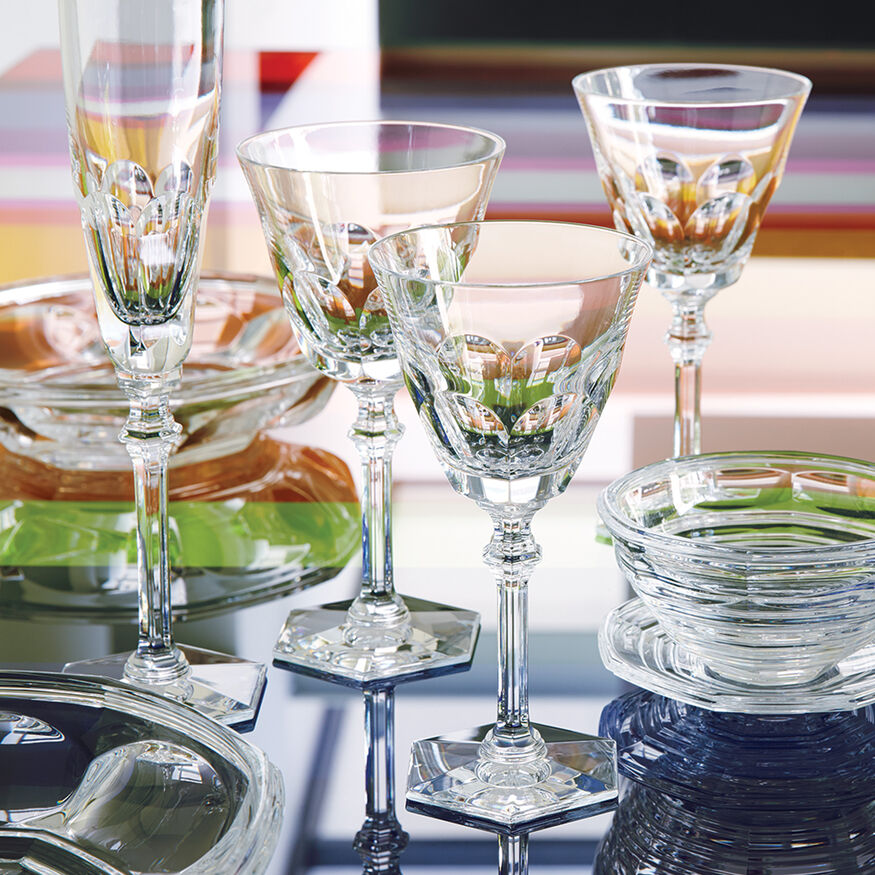 HARCOURT EVE GLAS,