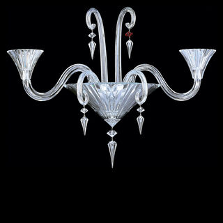 MILLE NUITS WALL SCONCE, Clear