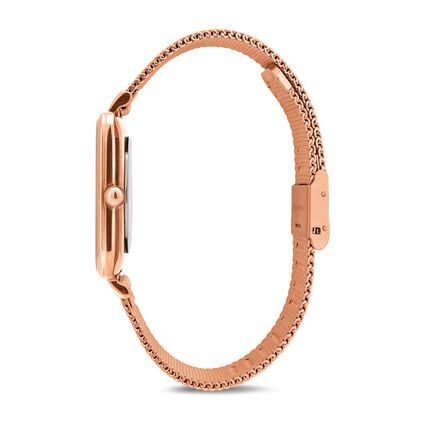 TIMELESS BONDS 腕錶, Bracelet Rose Gold, hires