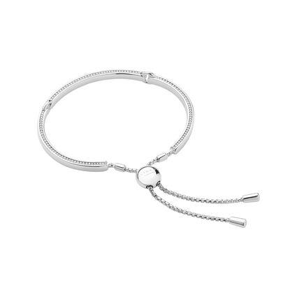 Narrative Sterling Silver Bracelet, , hires