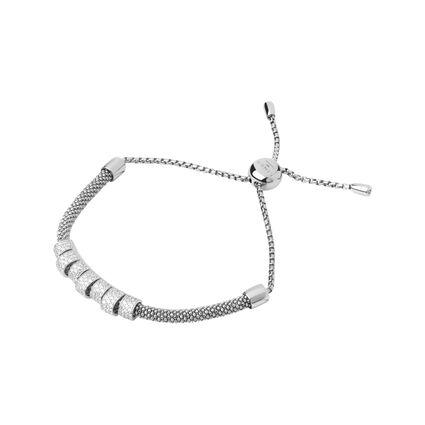 Starlight Sterling Silver & Sapphire Coronet Bracelet, , hires