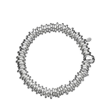 Sweetie Sterling Silver Charm Bracelet, , hires