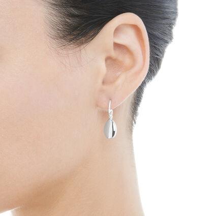 Hope Sterling Silver Drop Earrings, , hires