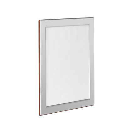 Silver Plate Large Photo Frame, , hires
