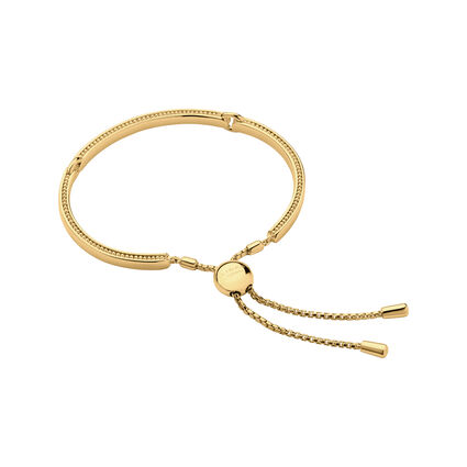 Narrative 18kt Yellow Gold Vermeil Bracelet, , hires