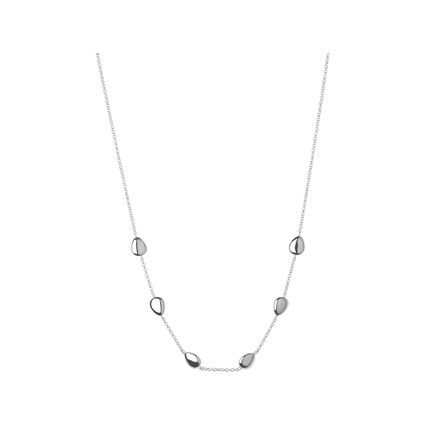 Hope Sterling Silver Necklace 45cm, , hires