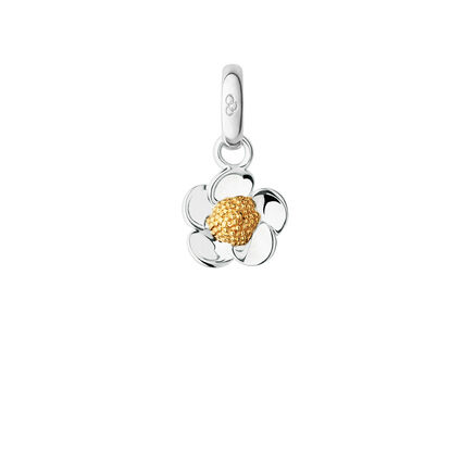 Sterling Silver Buttercup Charm, , hires