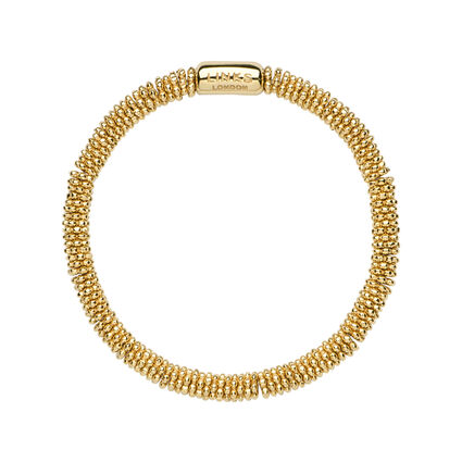 Effervescence Star XS 18kt Yellow Gold Vermeil Bracelet, , hires